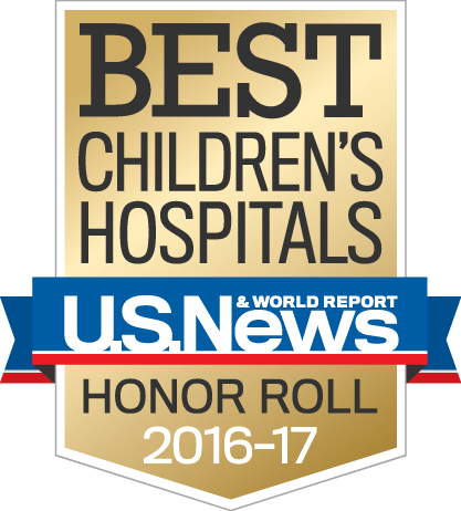 Texas Children's Hospital has achieved national Honor Roll designation every year the distinction has been available for the past 8 years.