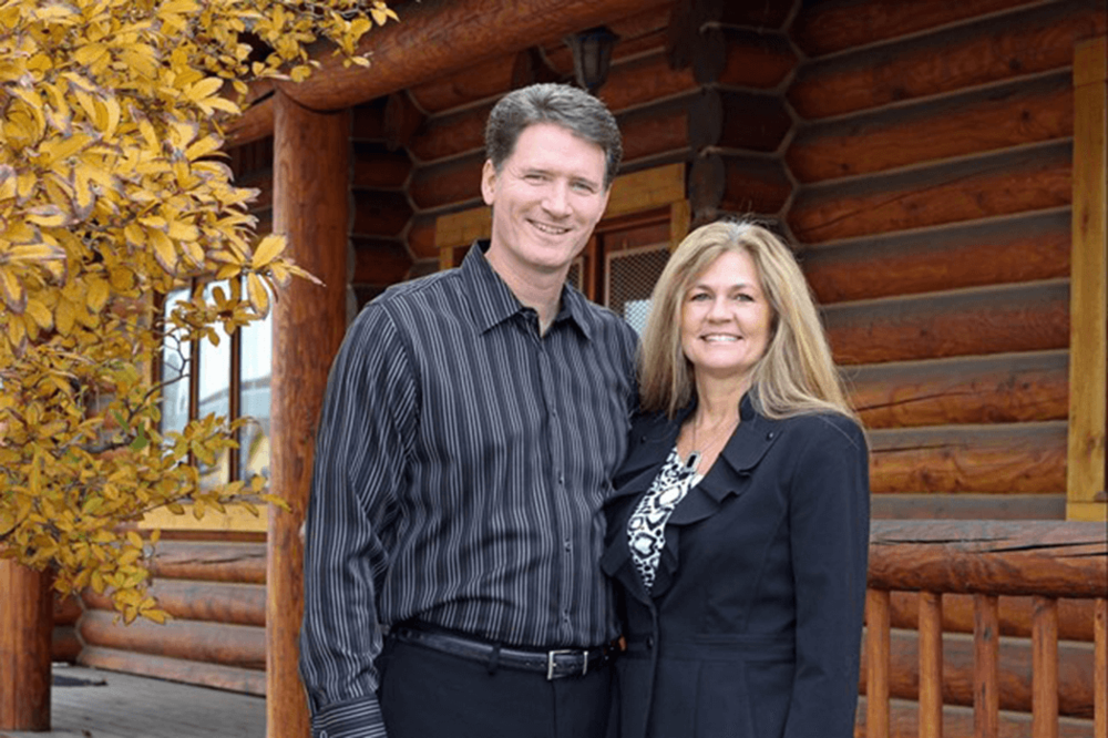 Paul & Kim Barger, pictured in front of the Strength of Life Counseling Services building in downtown Wenatchee. The Bargers have over 30 years of combined experience working in a variety of settings, including psychiatric inpatient, adolescent and adult residential, and private practice services.