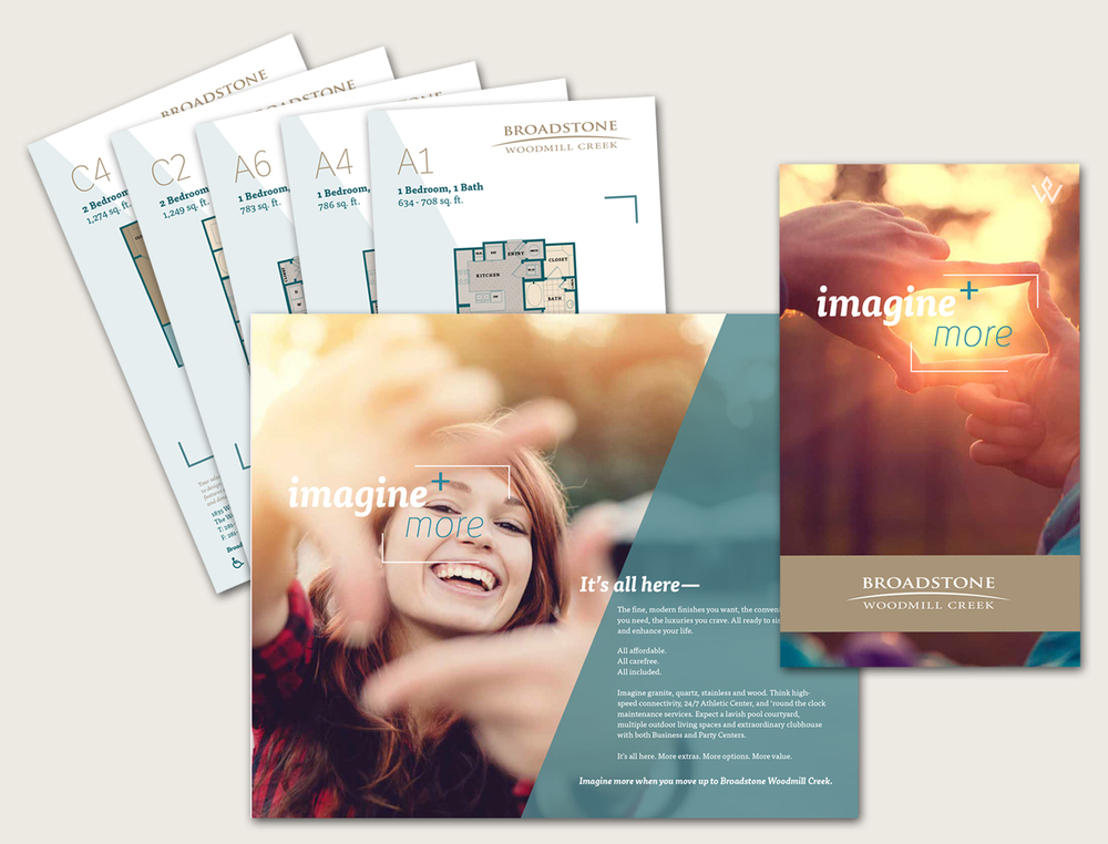 Multifamily Brochure, Inserts & Branding in Texas