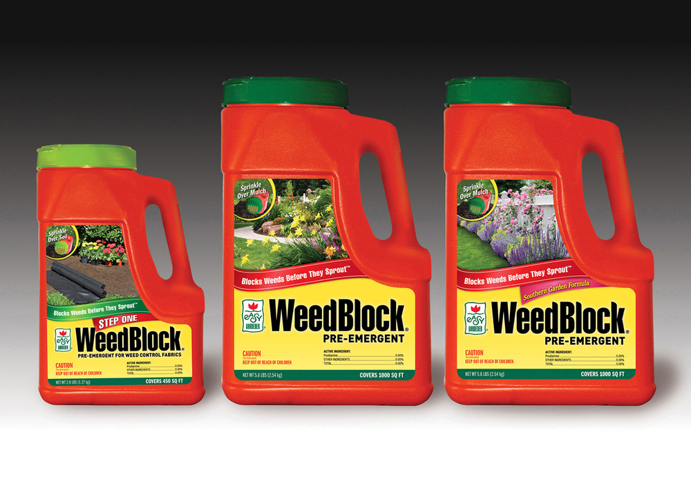Package Design for Garden Products in Texas