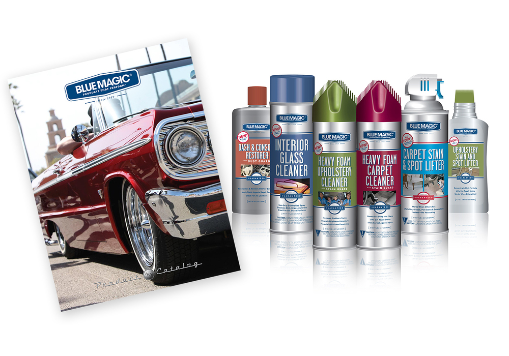 Catalog & Packaging for Auto Products in Texas