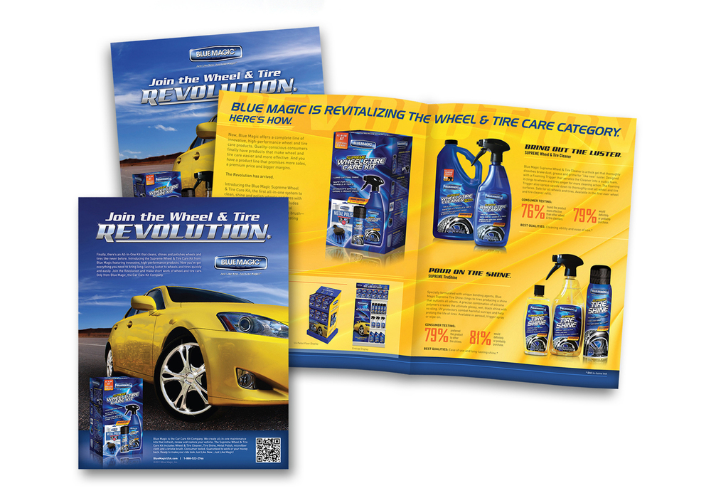 Catalog for Automotive Products in Texas