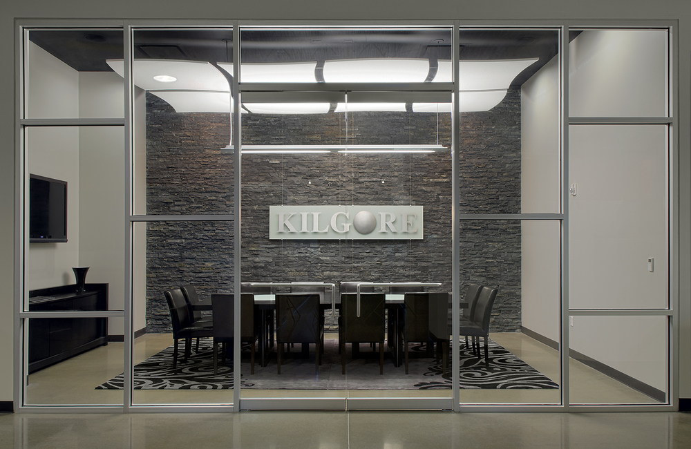 Logo Sign for Corporate Conference Room