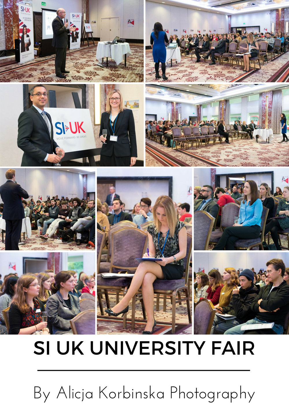 Largest UK's University Fair for international students in London. Seminaries and discussion panels.