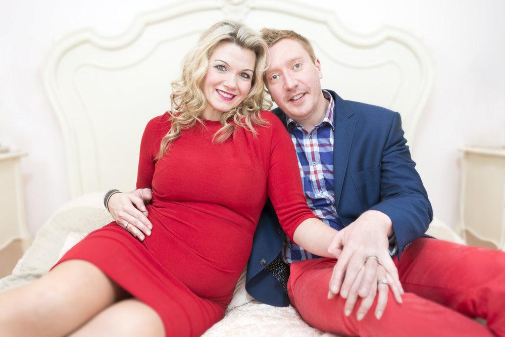 Portrait Photography - Maternity