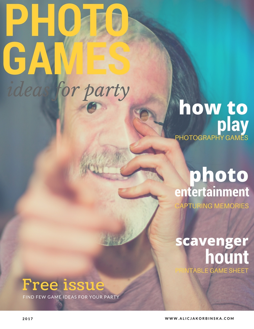 Photo games - Sign up and get this FREE issue delivered straight to your inbox.