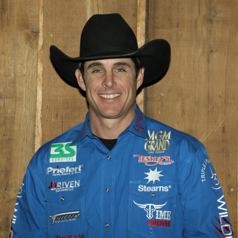 "Patrick Smith   2 Time World Champion Team Roper  ""Winning in rodeo takes a lot of hauling, and I needed a trailer that I could count on to be the best trailer out there, for my horses, and for my family. That's why it was easy to work with Twister Trailers. They are without a doubt the best built, nicest trailer on the market.""   www.PatrickSmithRoping.com"