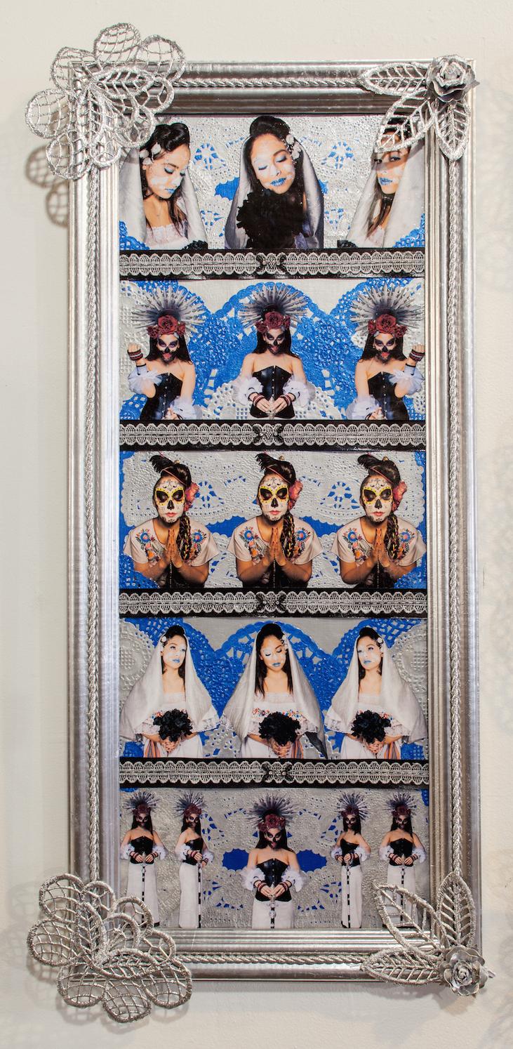 Mandorla Sin Triptych #2