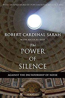 The Power of Silence  by Robert Cardinal Sarah