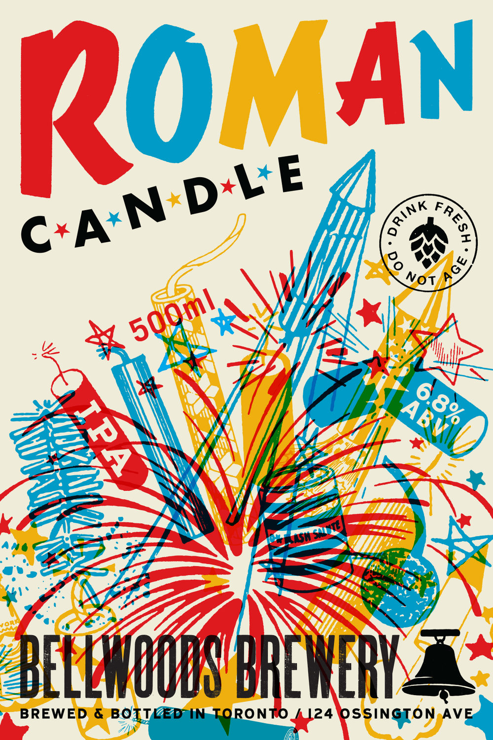 Bellwoods Brewery Roman Candle .jpg