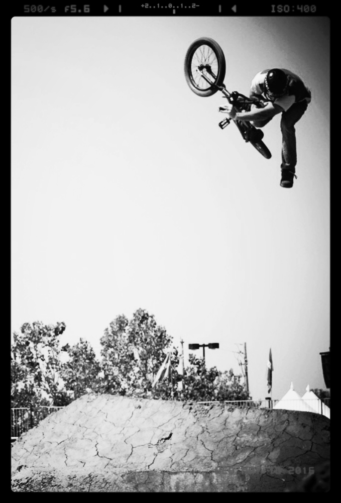 FATHER/HUSBAND/RIDER-Mike Aitken Dew Tour Gold  SLC, UT