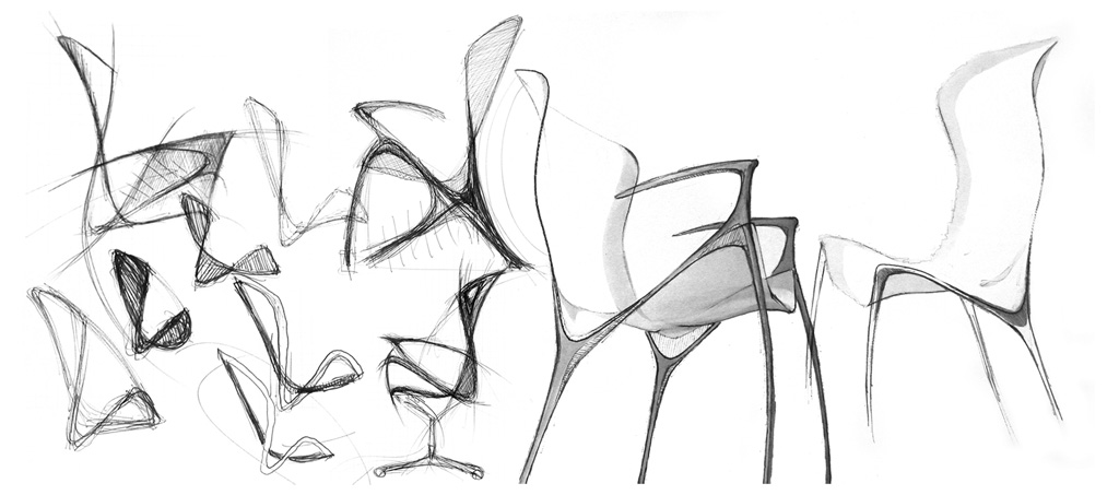 Plain Chair Design Sketches Product Concept R In Decorating Ideas