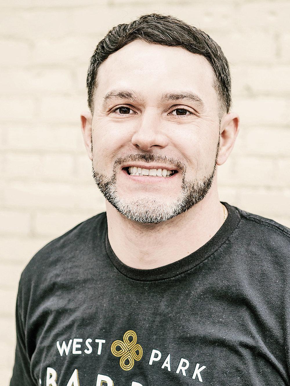 PATRICK // owner, master barber