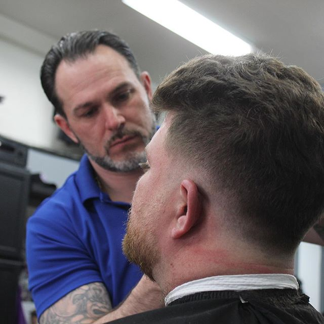 Another flawless transition by the man himself @patrick_loyal 🔥 Ready to crush another work week at the shop, stop in today and see what the team is all about! 17008 Lorain Ave 💈