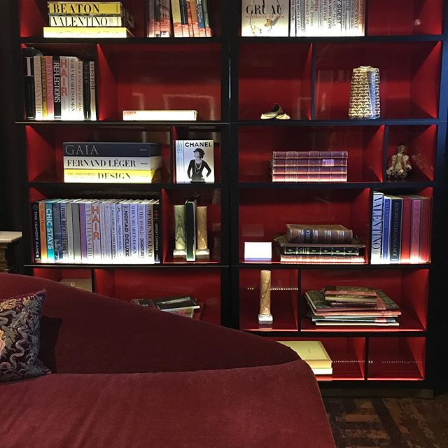Private collection room @assouline @skinyourworld