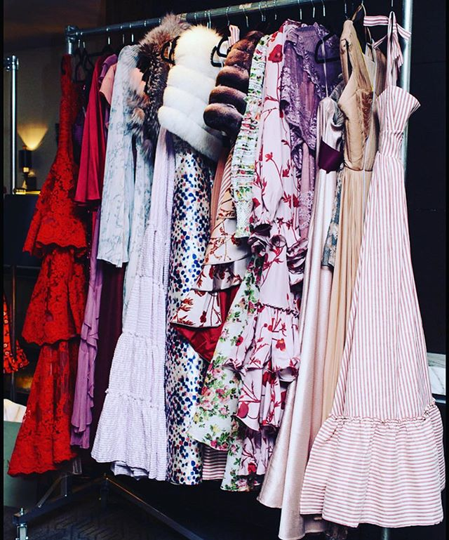 Had so many fashion-filled dreams last night....or was I awake? @worldarmarium #JointheArmi @michaelaquan