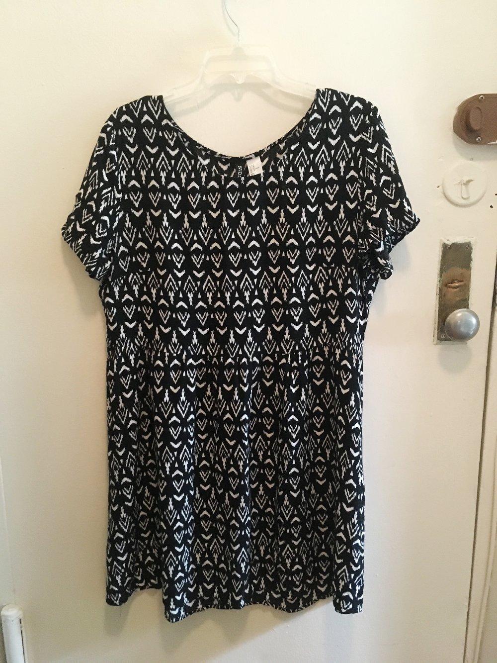 Print Dress, $15