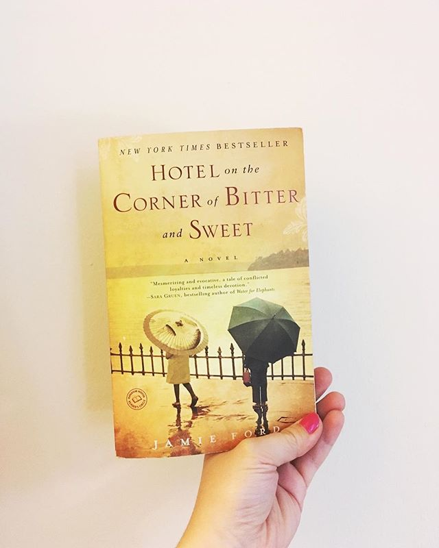 "Book 15 of #KesReads2017, this one is ""a book set in a hotel."" Now technically this isn't set in a hotel, but it's about one...also this is my book challenge so really there's nothing you can do about it. 😜⠀ •••••⠀ This is probably one of the most beautiful stories I have ever read. It actually made me weep and ache, but smile with joy by the end. I love any story that teaches me about a piece of history I don't understand, or even a culture that I am not familiar with. I was not kidding when I told all of you that I'm an absolute sucker for historical fiction. 🤓🤗✨⠀ •••••⠀ I have to admit, I'm technically already on book 18 of this challenge! But I'm behind on the Insta photographs. Funny how I'm reading books faster than I'm posting images. I think that's a good thing, yes? 📚⠀ •••••⠀ #popsugarreadingchallenge2017 #popsugarreadingchallenge #books📚 #readingchallenge #blog #blogger #lbloggers #thatsdarling #adulting #mybeautifulmess #acolorstory #abmlifeiscolorful #abmlifeissweet #theeverygirl #bookstagram #popsugar2017readingchallenge"