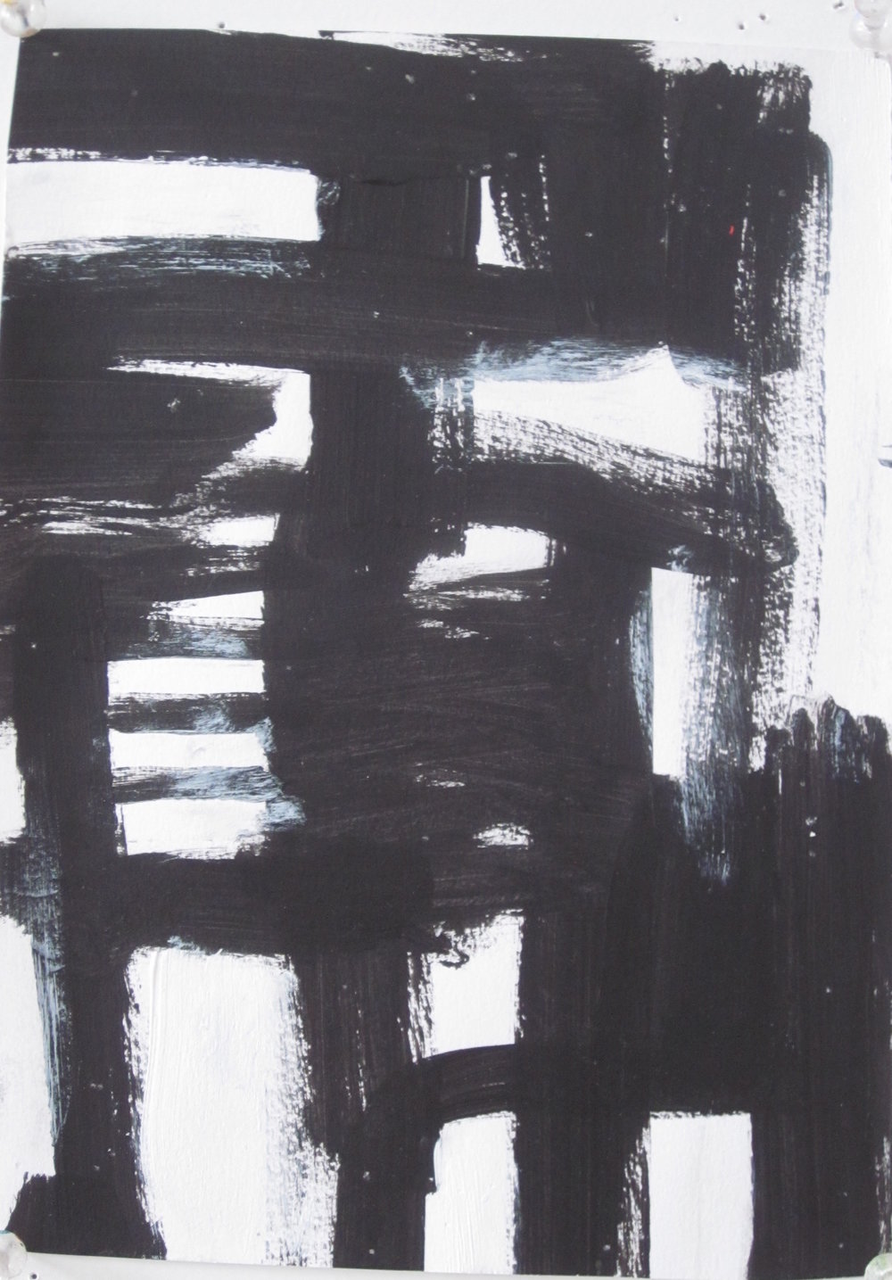 Black & White Study #4