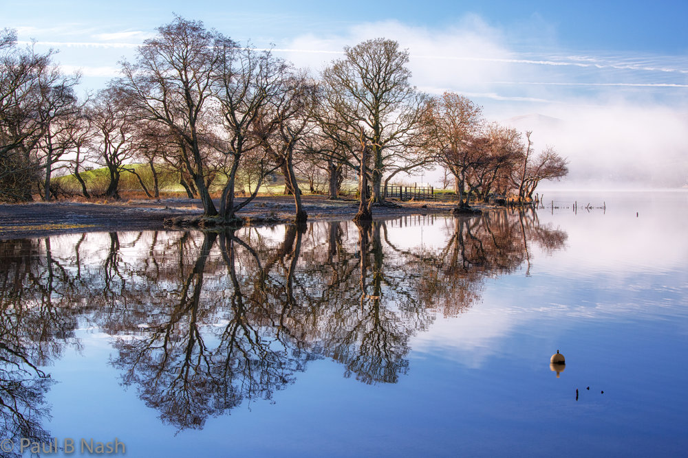 Ullswater reflections landscape 3 with bouy copyright.jpg