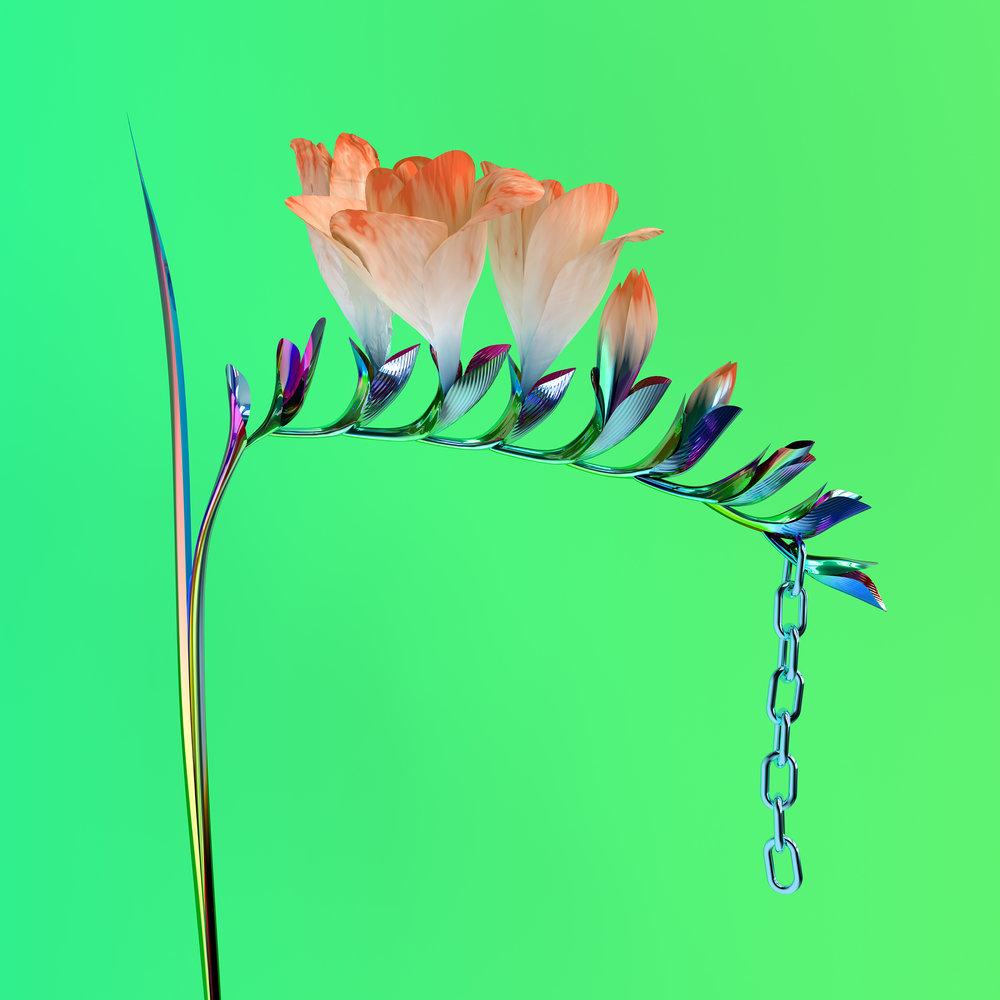 Flume 'Skin Companion EP I'