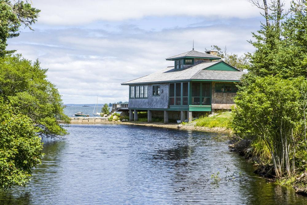 Guest House, Vinalhaven ME
