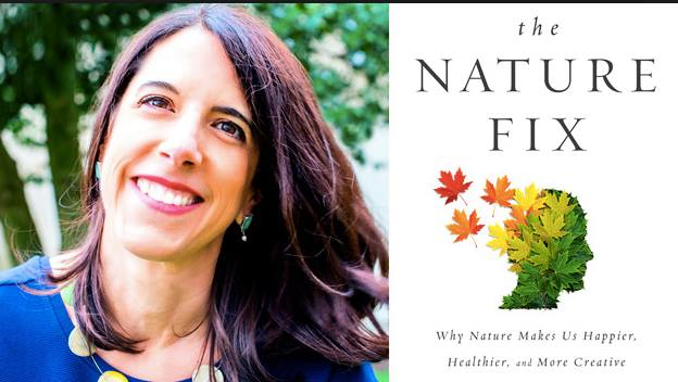 Florence Williams, author of The Nature Fix