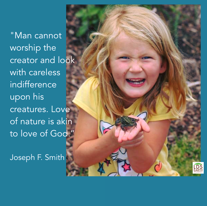 J.F. Smith quote LDSES.png