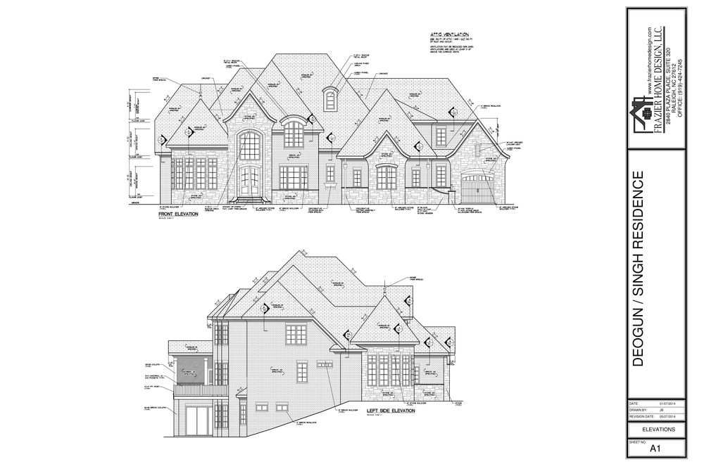 Creekside at Olde Carpenter Plan