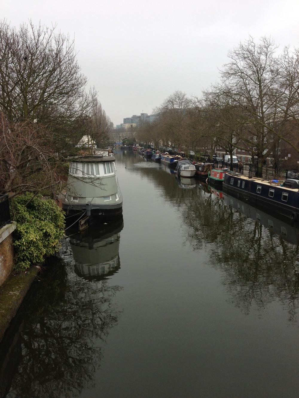 Regent's Park Canal