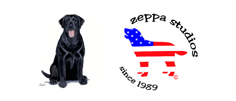 Zeppa Studios Project Rescue supporters like you get free shipping when you shop Zeppa Studios and then we send 10% of the value of the purchase to Labrador Life Line. All you have to do is use code LLL at checkout.