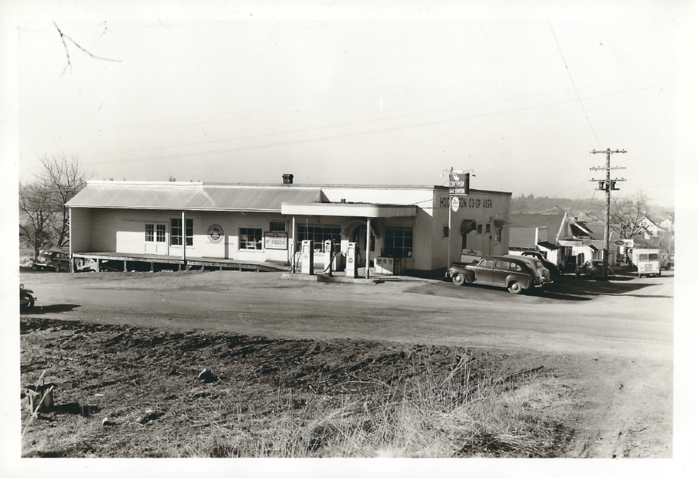 Hockinson Co-Op Association ~1947