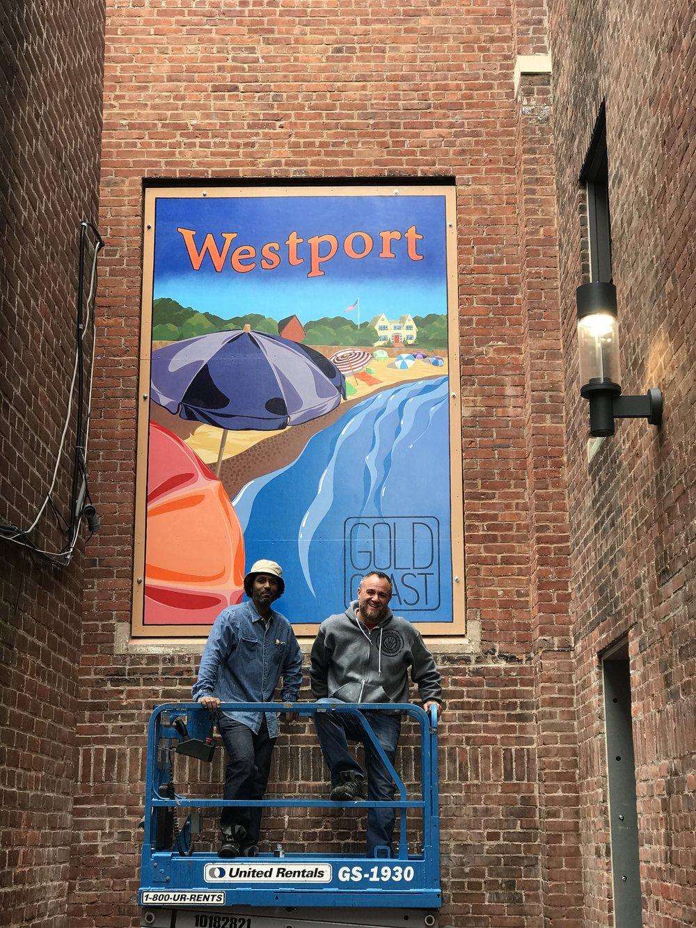 Westport Art Landmark