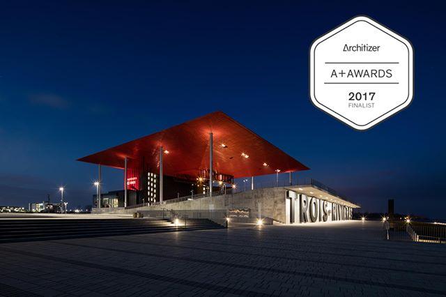 #ArchitizerAwards #amphitheatrecogeco#concerthall #amphitheatre #architecture #tourismetr #troisrivieres L'Amphithéâtre Cogeco finaliste aux prix A+Awards avec 4 autres concurrents internationaux. Aidez-nous à remporter le prix du public avec votre vote (jusqu'au 30 mars 2017) ! https://vote.architizer.com/PublicVoting#/winners/2017/plus/concepts/architecture-color