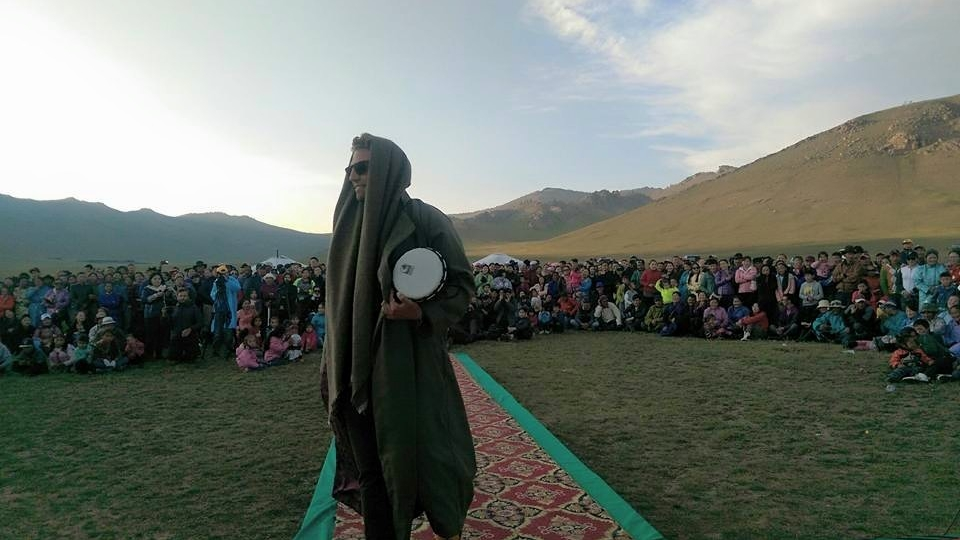 It was in Mongolia that I was first initiated to the path of shamanism which I engaged on more formally as a way of gaining access and understanding to multi-dimensionality.