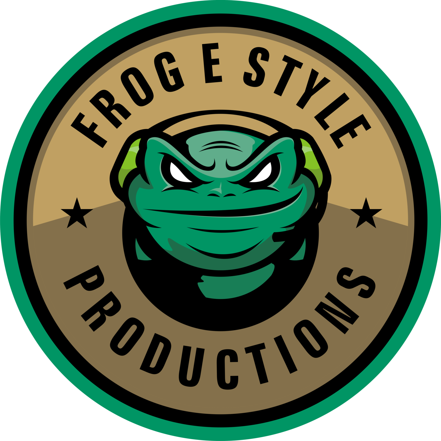 FrogE Style Productions