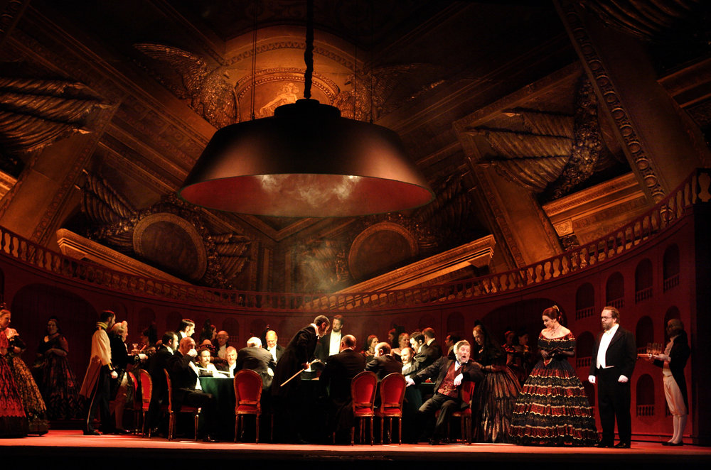 Opera that goes bump in the night -
