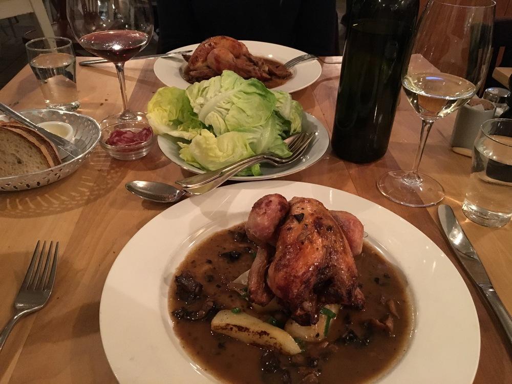 Rijsel's roast chicken