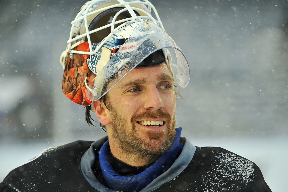 Henrik Lundqvist, the King of NY