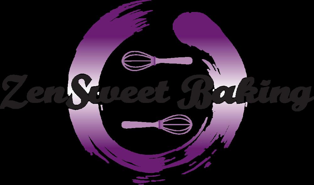 ZenSweet Baking logo