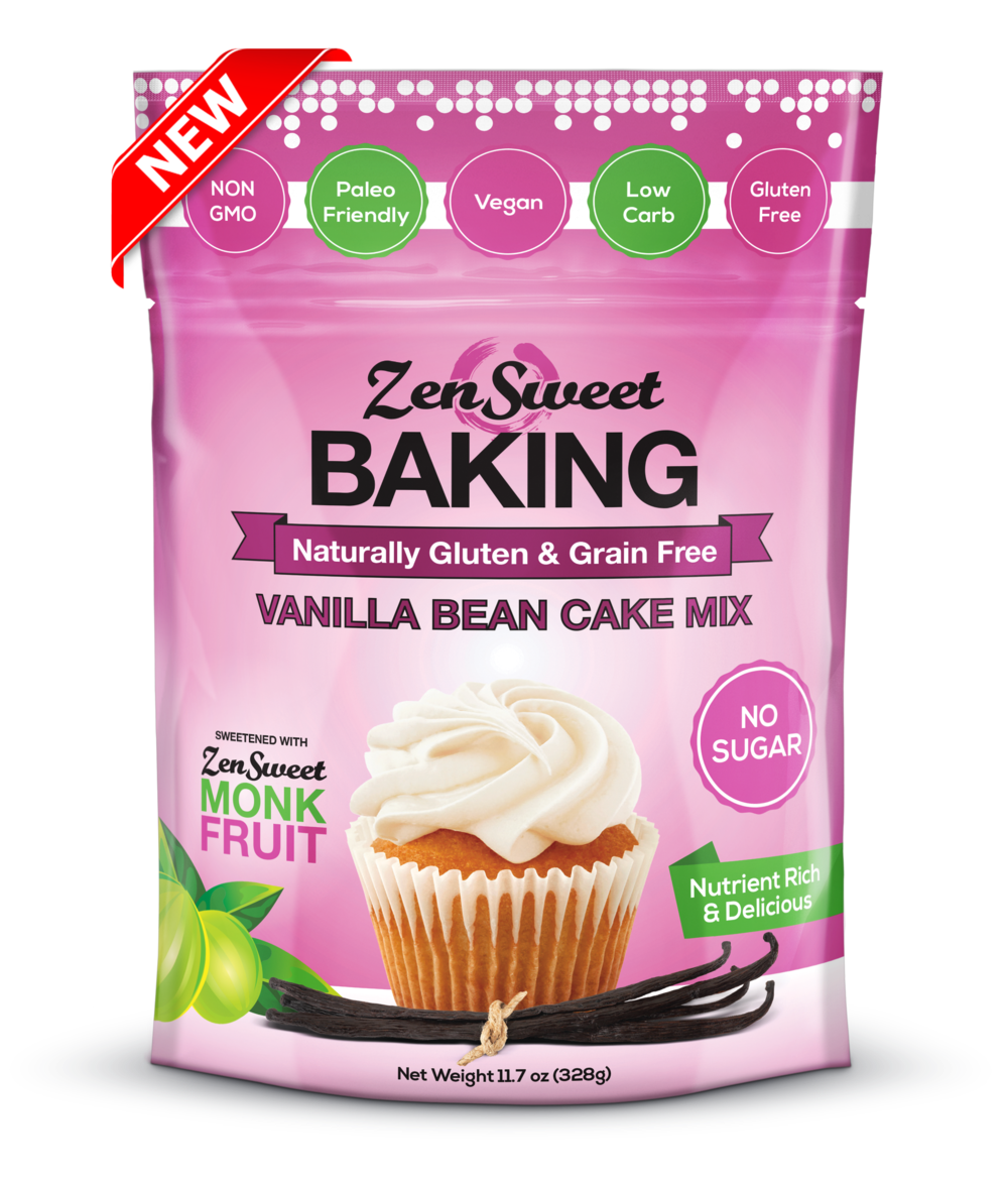 Vanilla Bean Cake Mix -   Vanilla cake has forever been thought of as 'boring' or 'plain', but we will stop you right there. Does delicate, fluffy and sweet sound boring? Didn't think so. We stepped up 'the gourmet' a notch and added REAL vanilla bean that you can taste & see.  You'll be happy, but more importantly, your friends will be impressed! This Vanilla Bean Cake is incredible by itself or makes a perfect blank canvas for an infinite amount of recipes. Each bag makes one 8