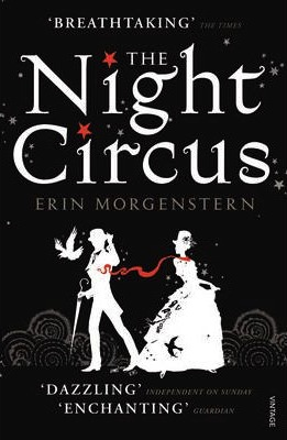 The Night Circus ,  Erin Morgenstern