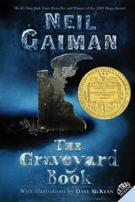 The Graveyard Book  , Neil Gaiman