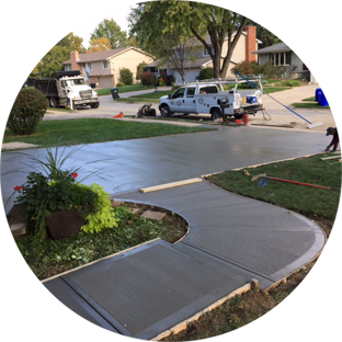 If concrete driveway or sidewalk cannot be lifted, we offer complete replacement services using high quality concrete mixes and re-enforcing to prevent cracking. Residential / Commercial.   read more