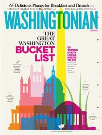 Washingtonian Top Dentist March 2015