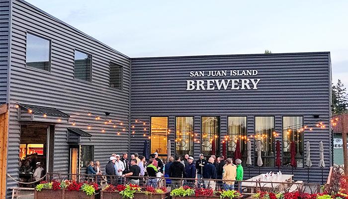 San Juan Island's Brewery
