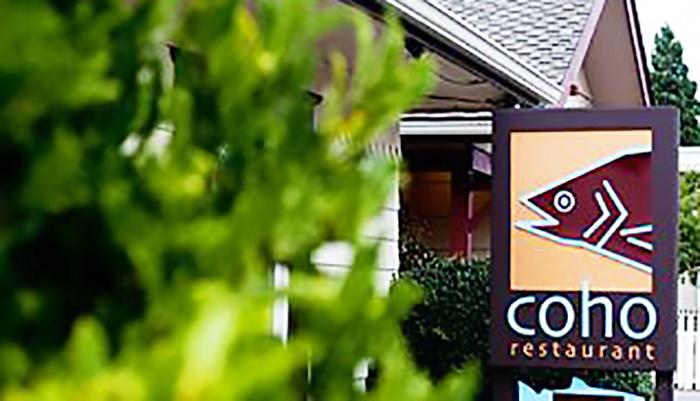 Cute Coho Restaurant