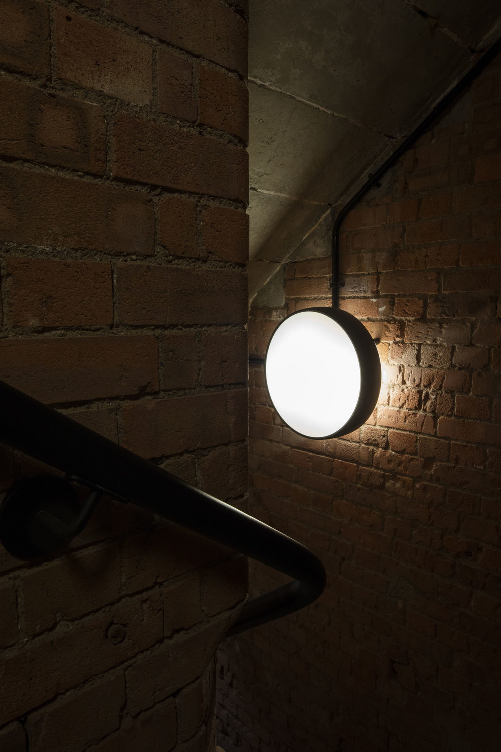Goswell-Road-Clerkenwell-London-Office-Exposed-Brick-Stairs-Wall-Moon-Light-Architect.jpg
