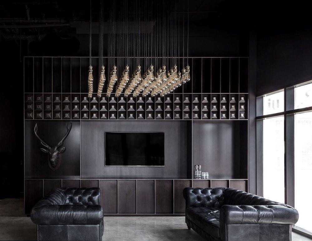 Chaps & Co-JLT-Dubai-Barbershop-Lounge-Filament-Chandelier-Smoked-Timber-Joinery-Architect.jpg