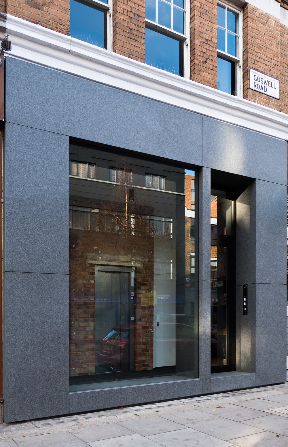 Goswell-Road-Clerkenwell-London-Office-Facade-Design-Refurbishment-Granite-Grey-Architecture.jpg